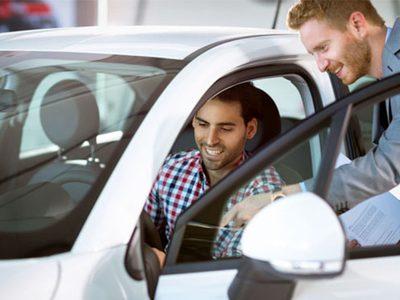 Подменный автомобиль при поломке или аварии