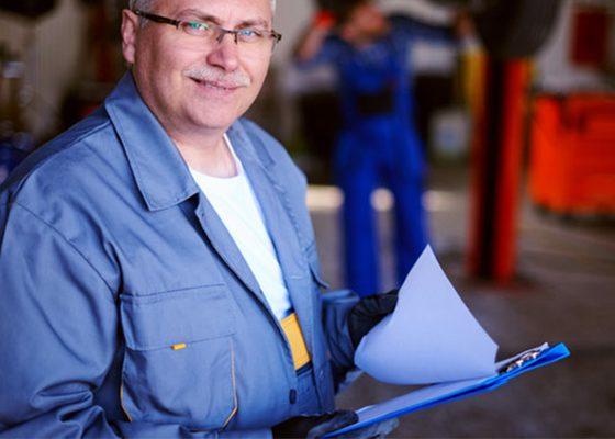 Администрирование сервисно-ремонтных работ
